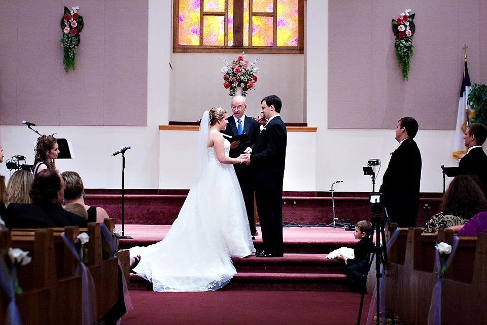 Bethel Assembly of God wedding