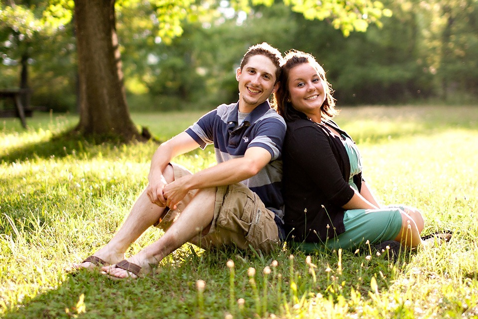 Grantville PA Engagement Photography