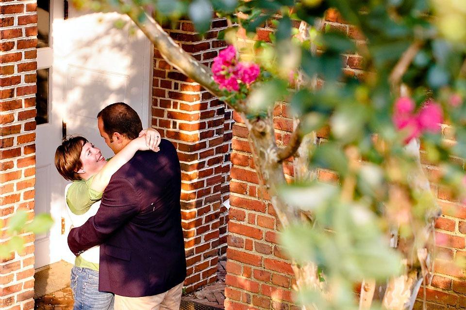 St John's University Engagement Photos