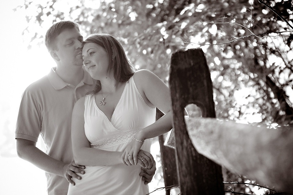 Longwood Gardens Engagement Photographer
