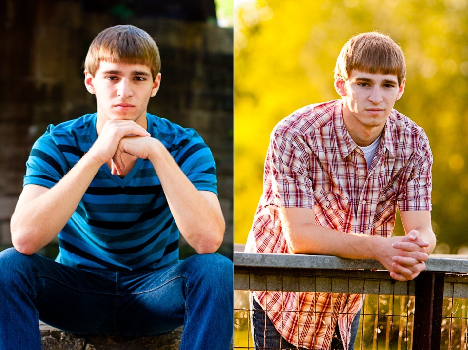 Millersburg Senior Photographer
