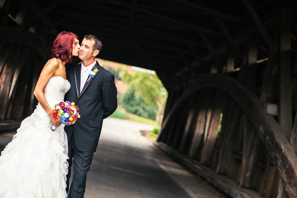 Messiah College Wedding Photography