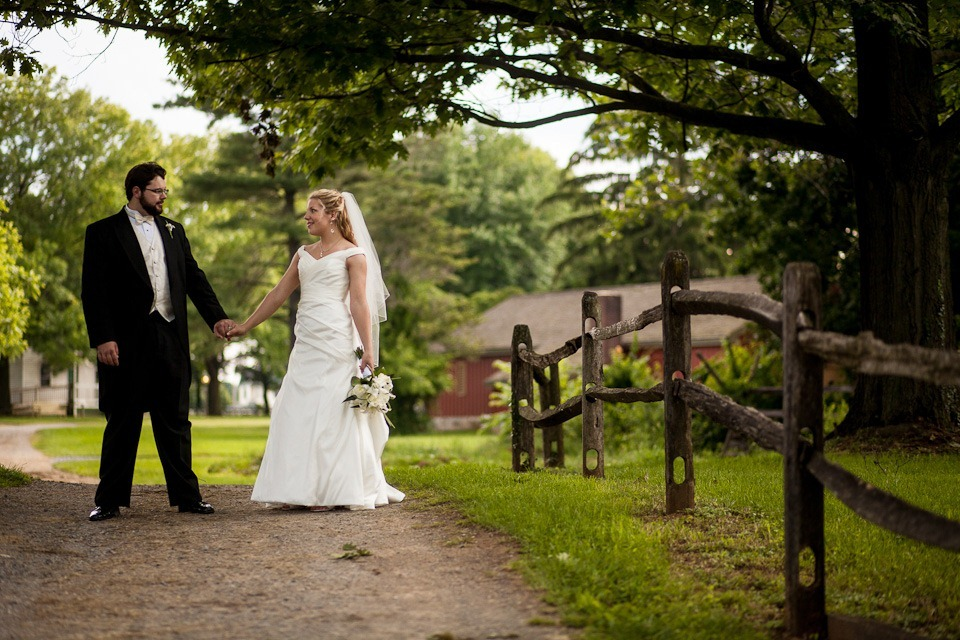 Landis Valley Museum Wedding Photographers