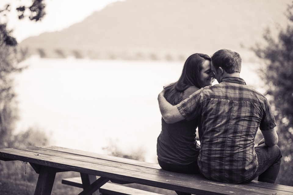 Susquehanna River Engagement Photographers