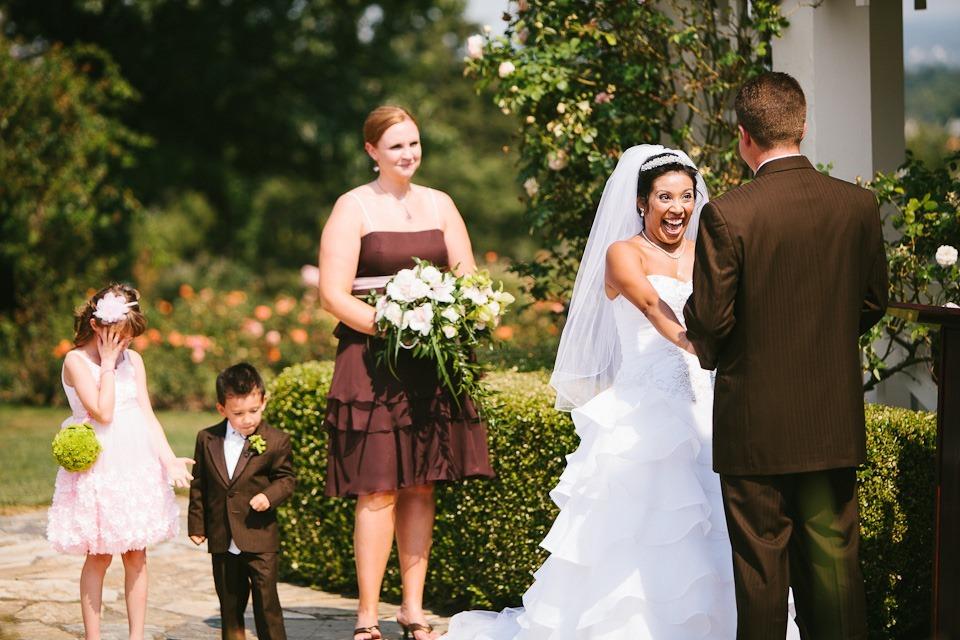 Hershey Gardens Wedding Photographers