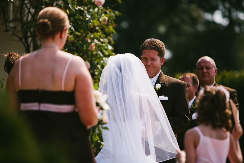 Hershey Gardens Wedding Photography