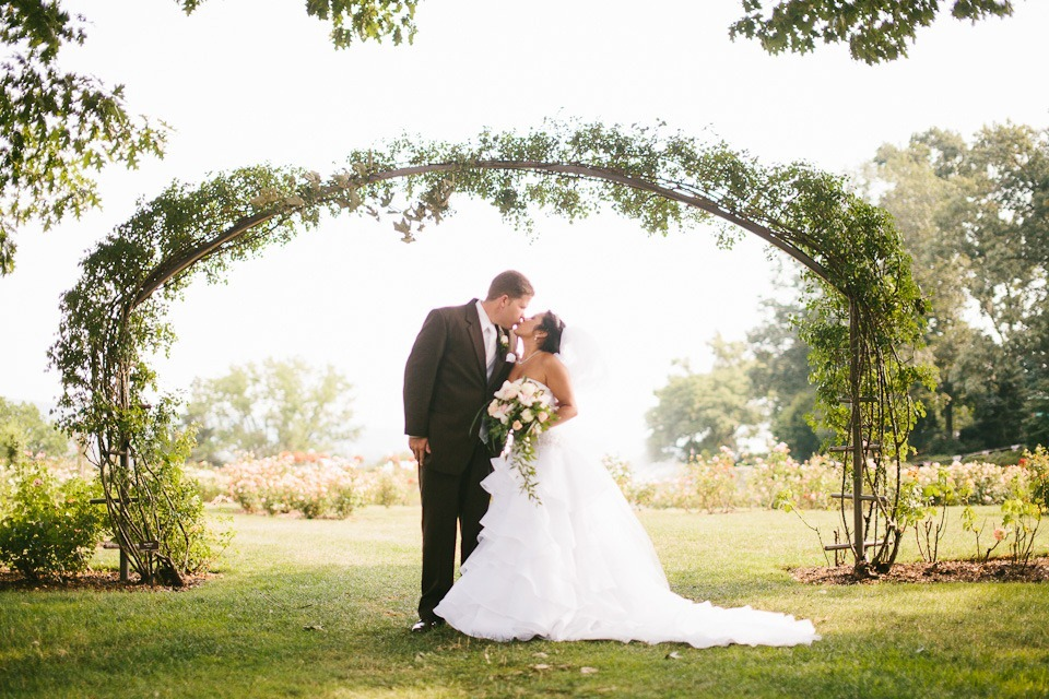 Hershey Gardens Weddings