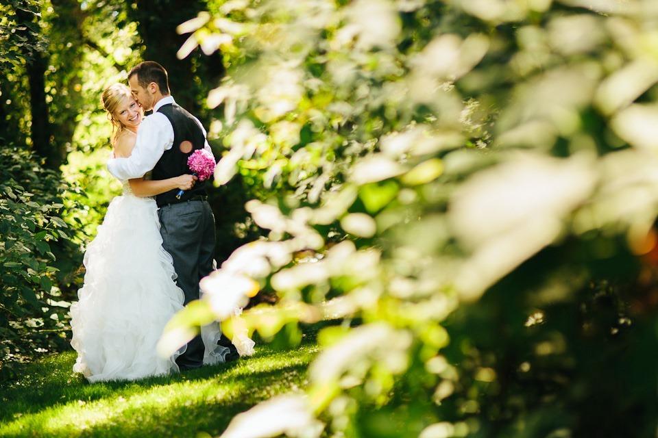 Canfield Island Wedding Photography