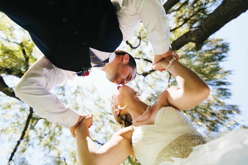 Canfield Island Wedding Photographers
