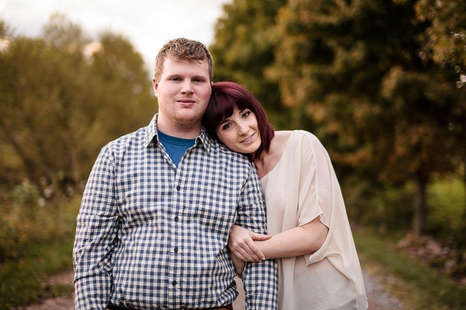 Blue Hound Farm Engagement Photographers