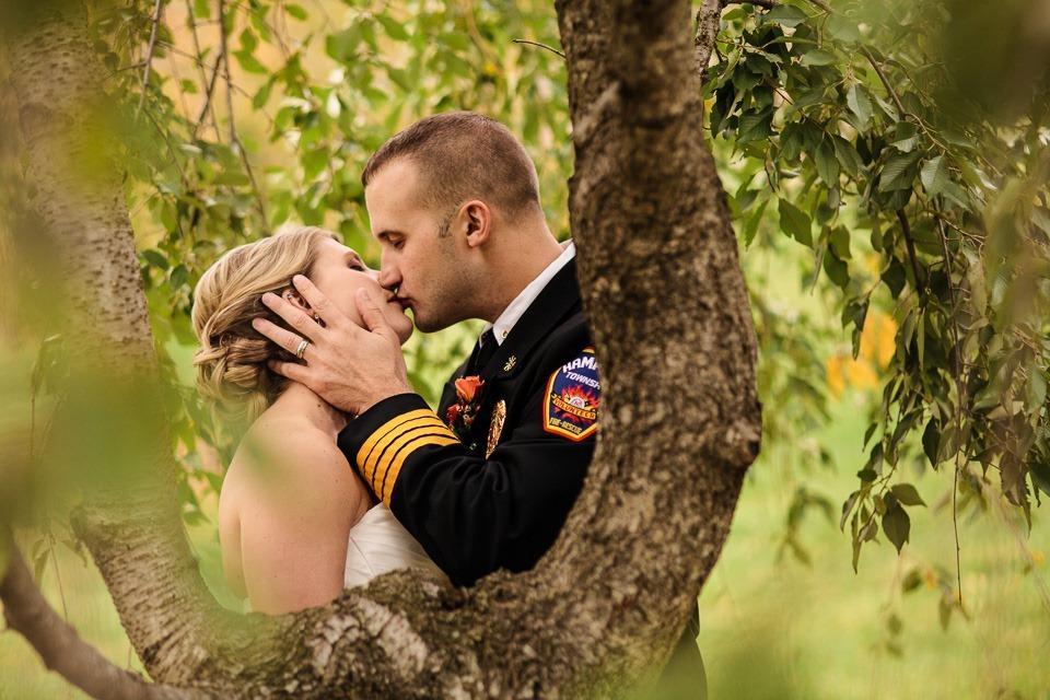 Ski Roundtop Wedding Photography