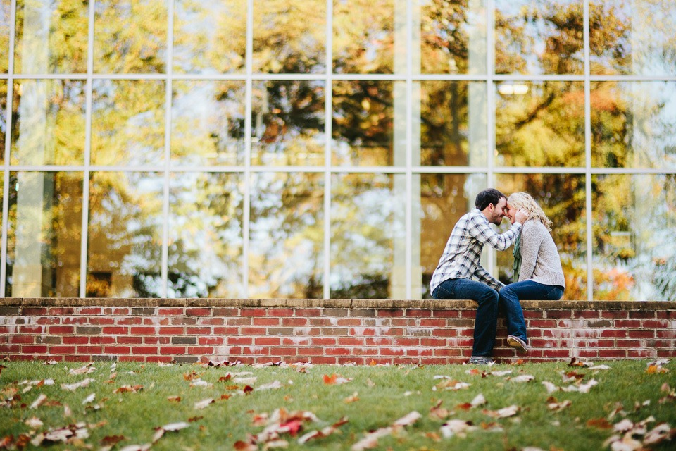Messiah College romance and engagements