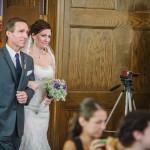 Married: Sarah and Brandon