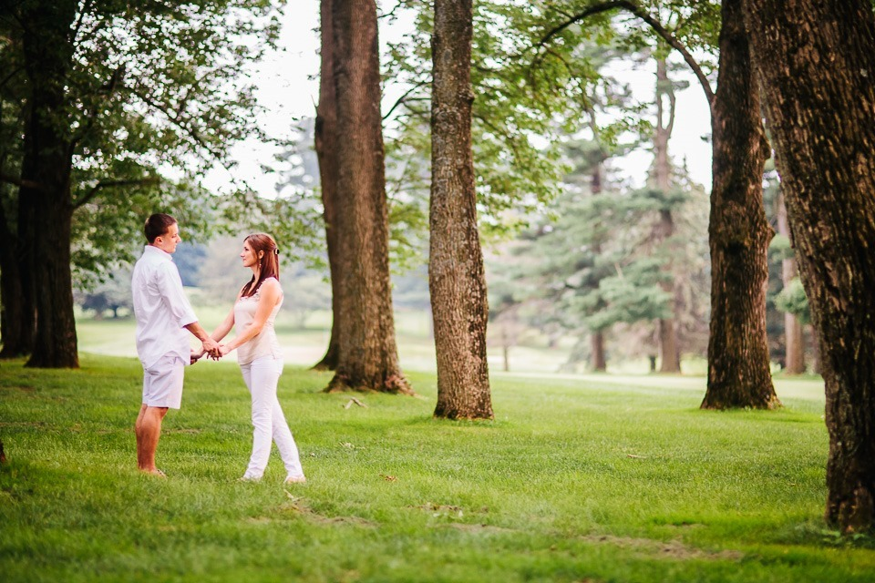 Coatesville Country Club Wedding and Engagement Photographers
