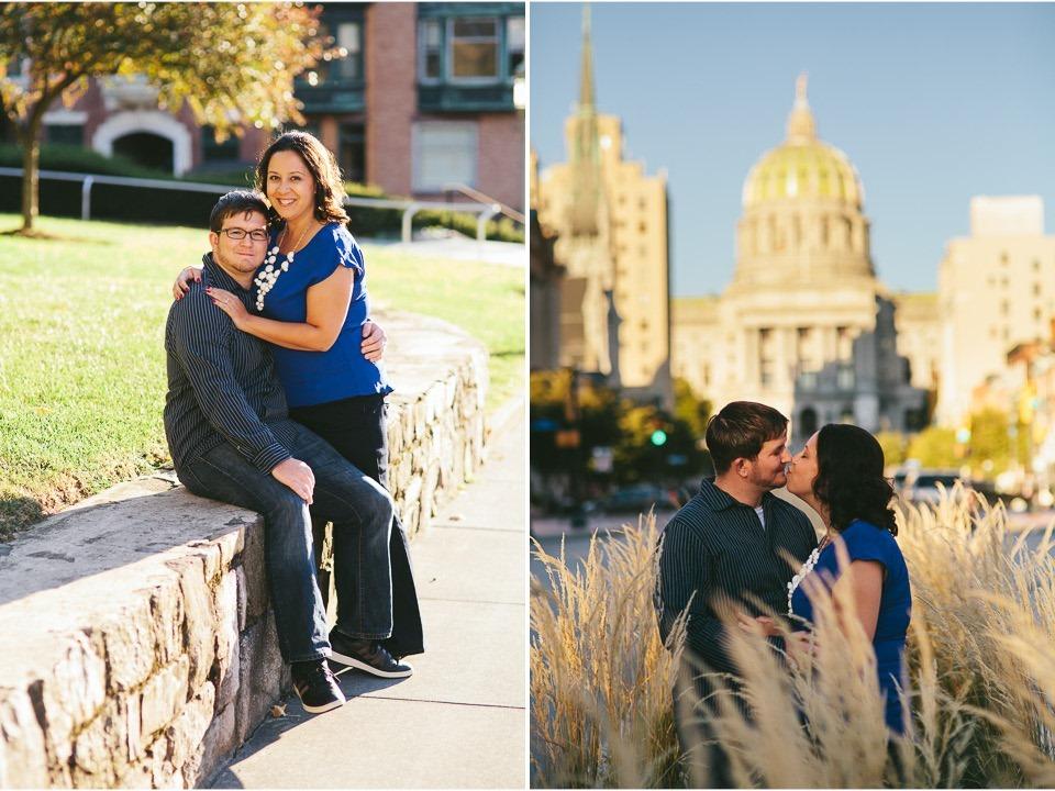Harrisburg Engagement Photographers