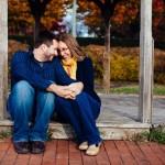 Engaged: Stefanie and Zane in Harrisburg