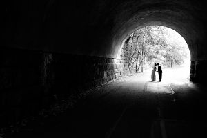 Love in the Tunnel