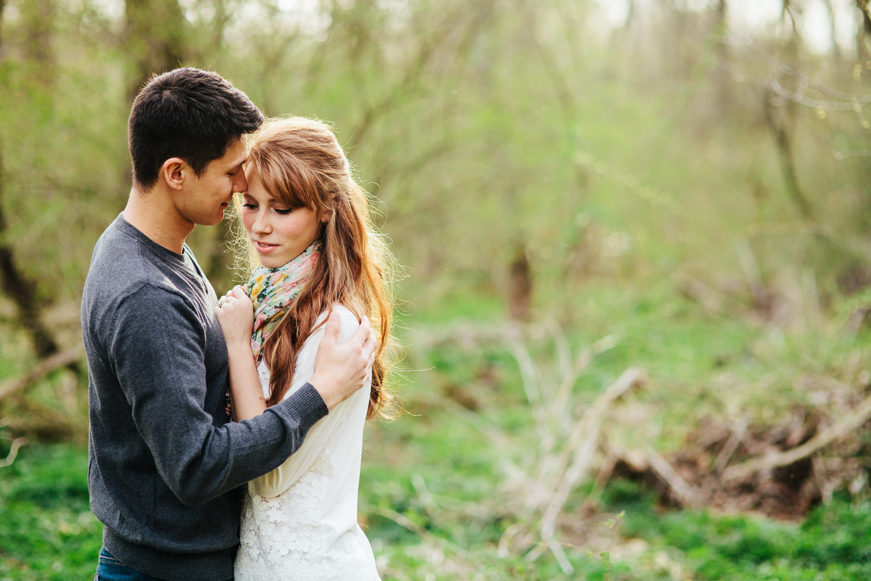 romantic pennsylvania engagement photographers