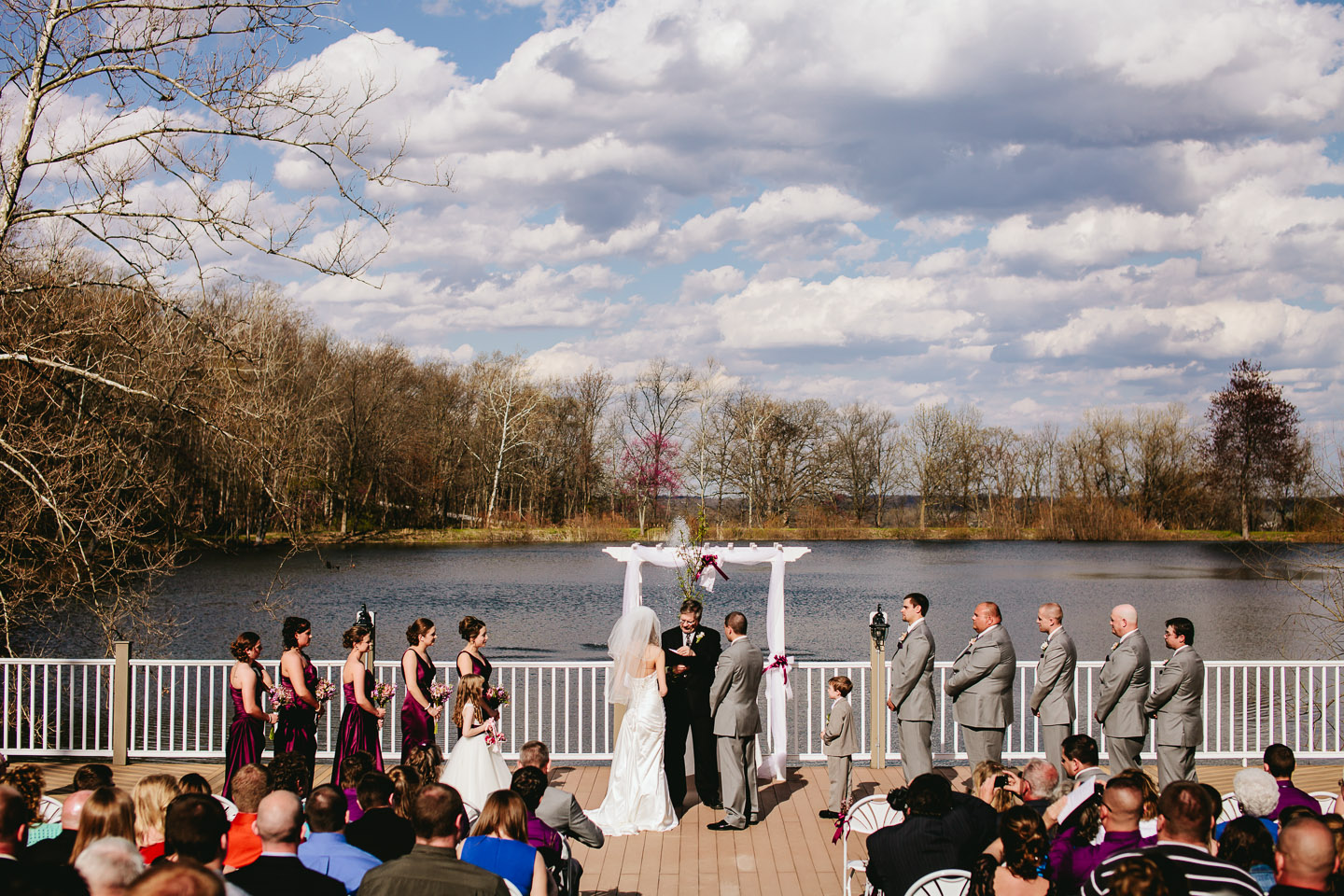 Lodges at Gettysburg Wedding Photography