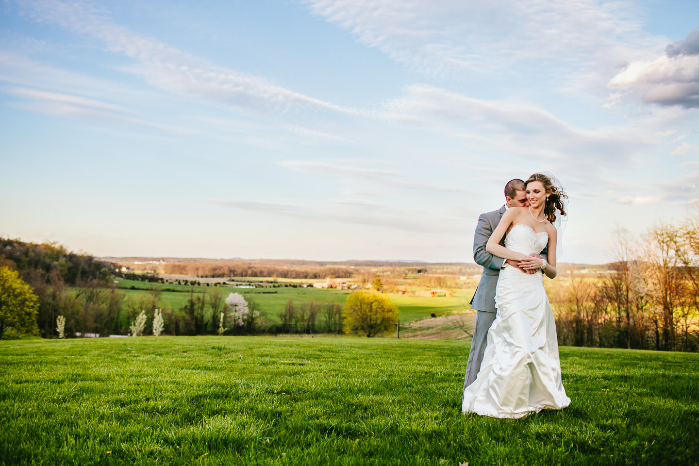 Lodges at Gettysburg Wedding Photographers