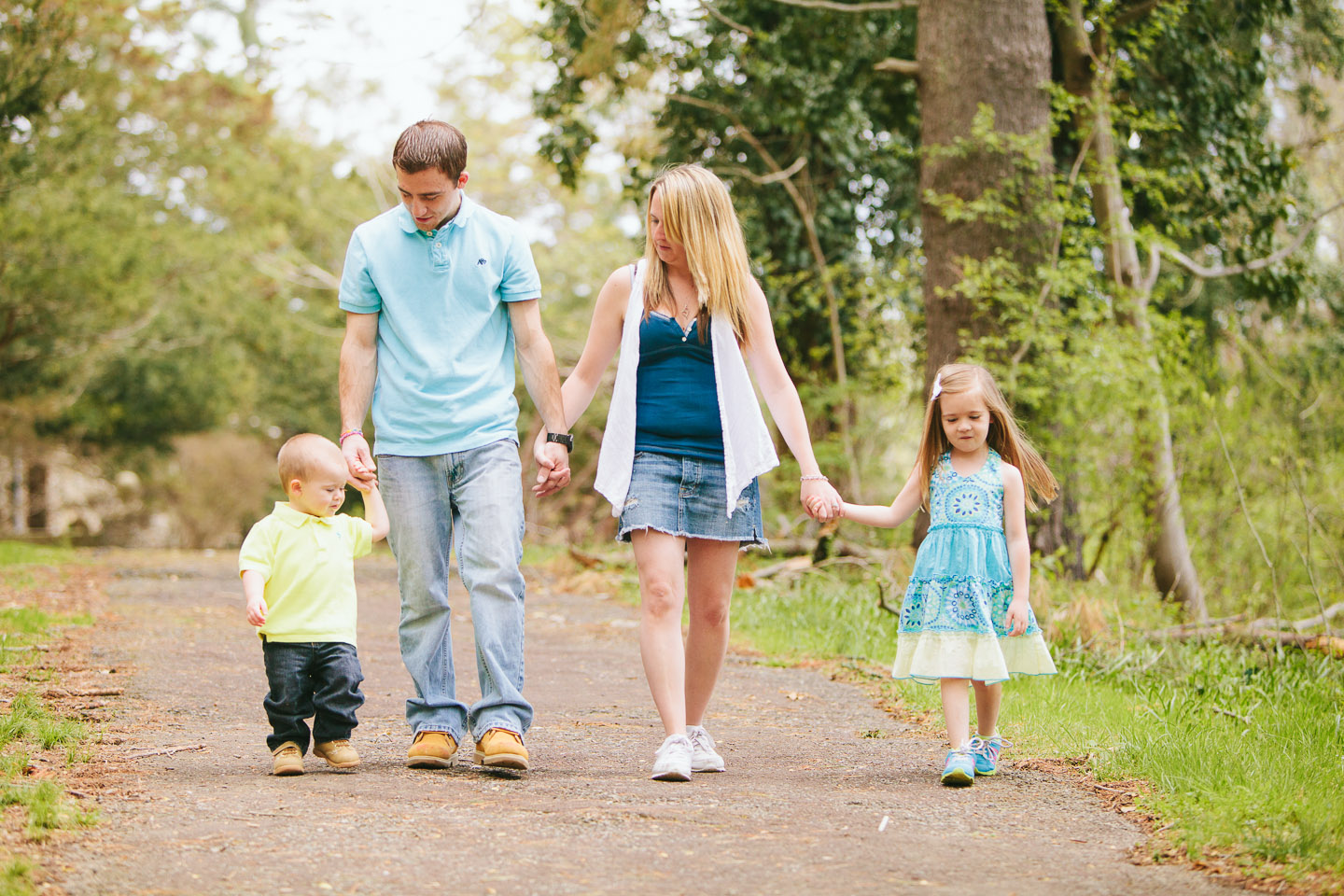Ridley Creek Family Photographers