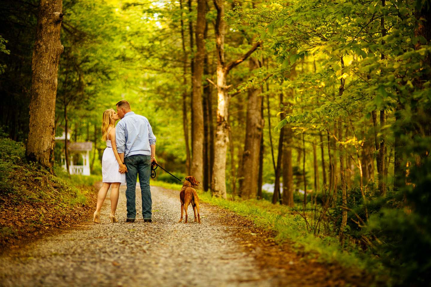 Newville Engagement Photography