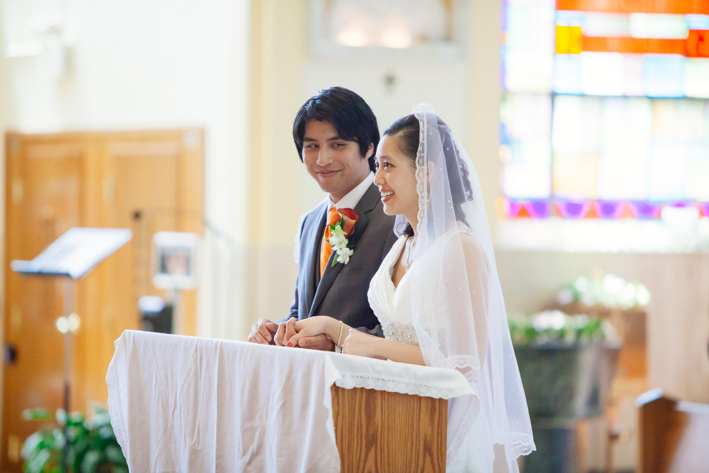 St Joan of Arc Wedding Photography