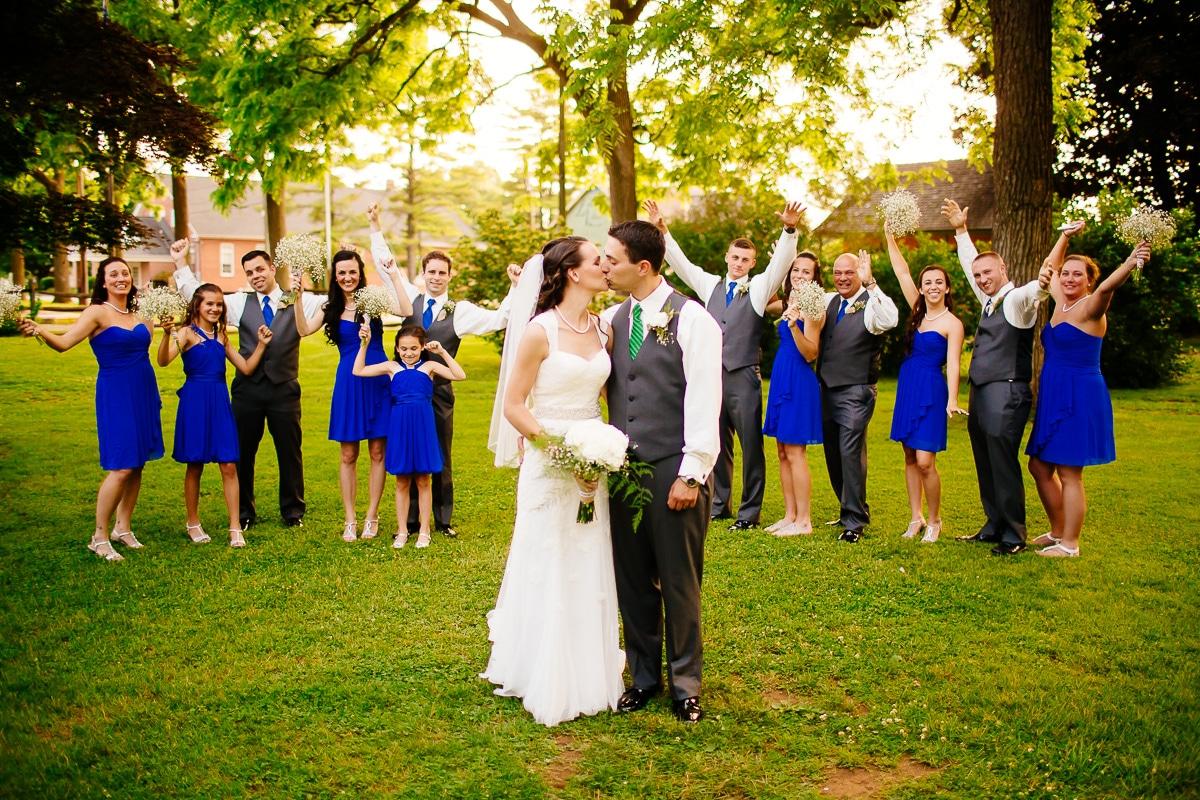 Landis Valley Museum Wedding Photographers