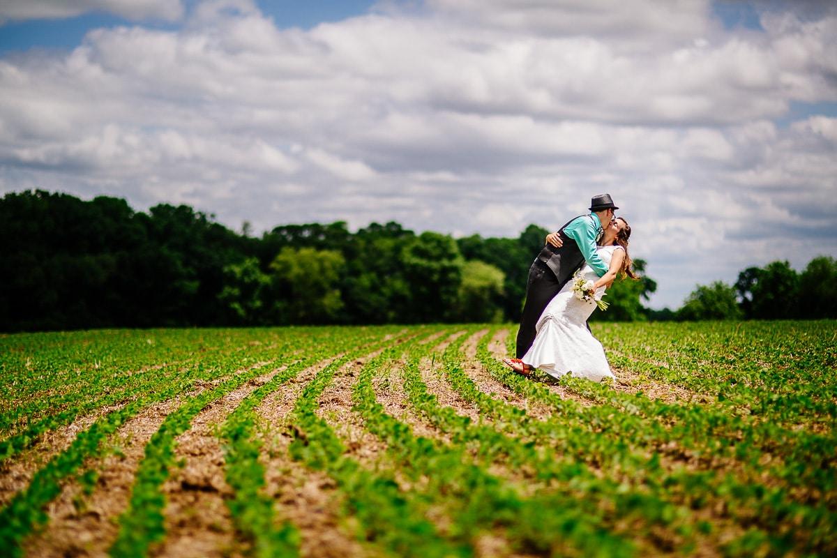 Lancaster Farm Wedding