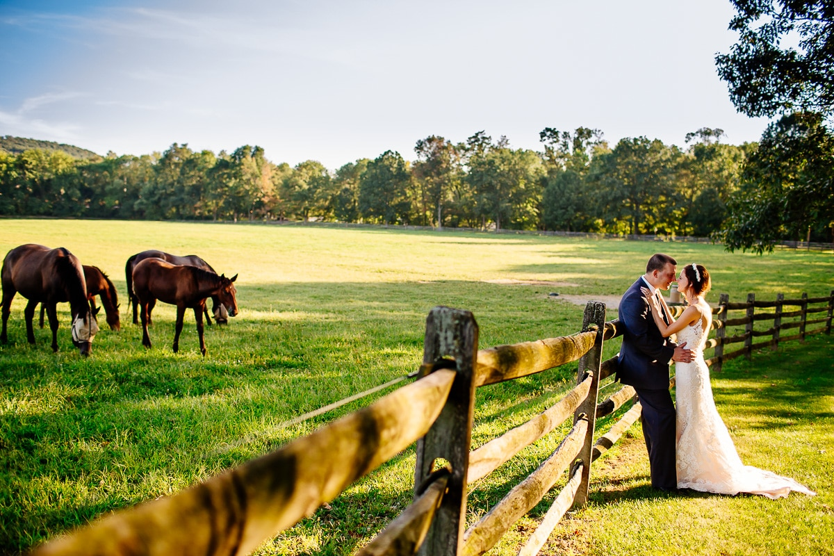 Yorktowne Farms Wedding Photographers