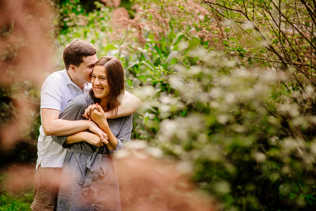 Lancaster County Park Engagement Photographers