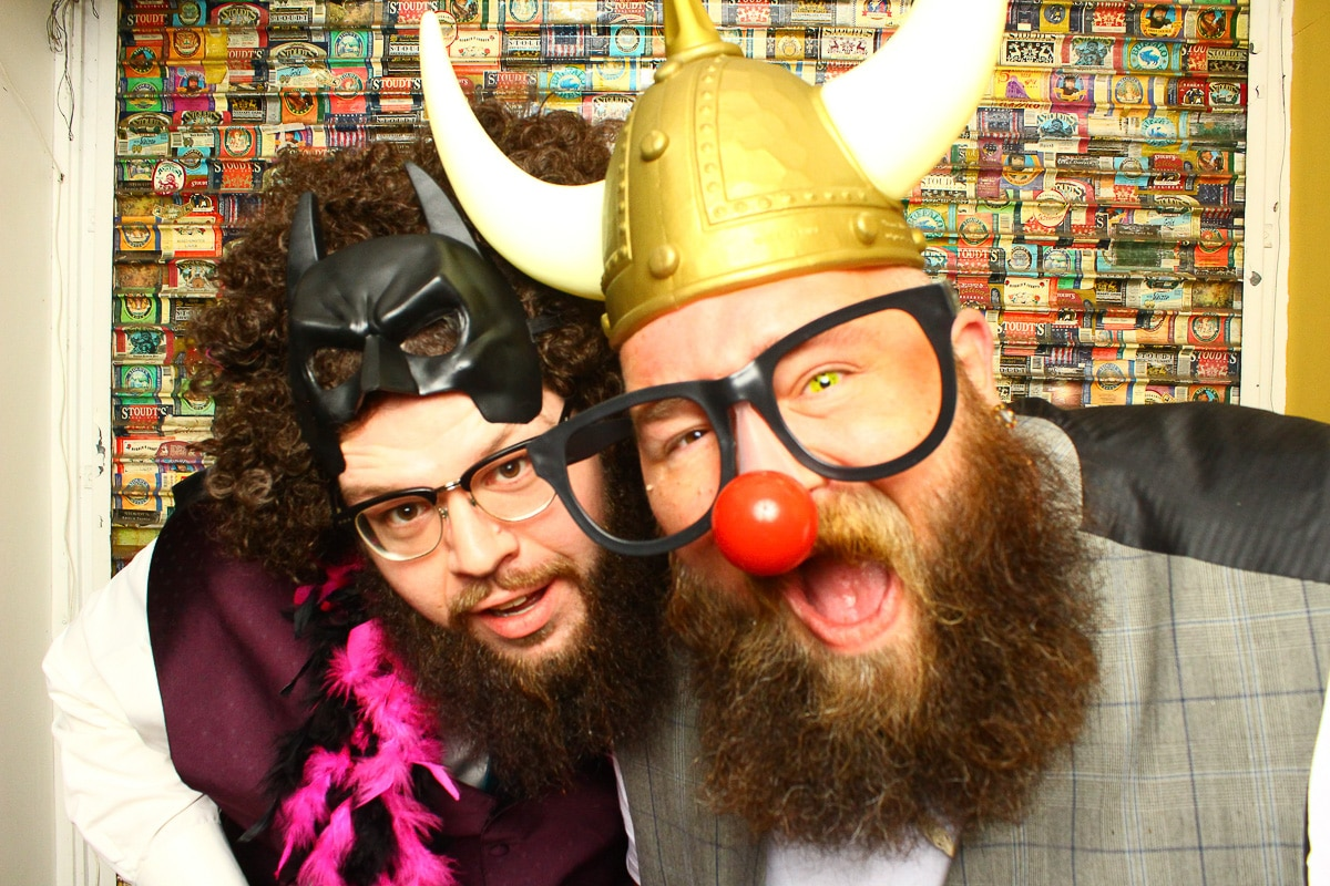 Stoudts Brewery Photo Booth Rental