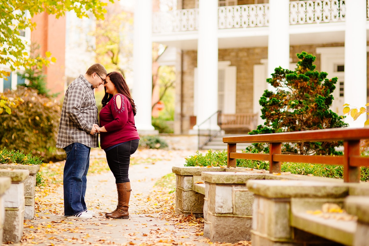 State College Engagement Photography