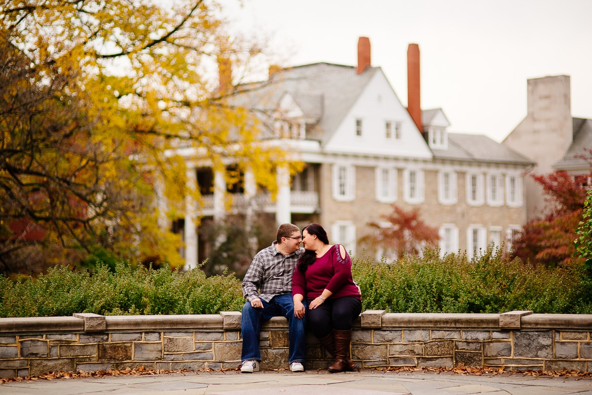 Penn State Engagement Photographer