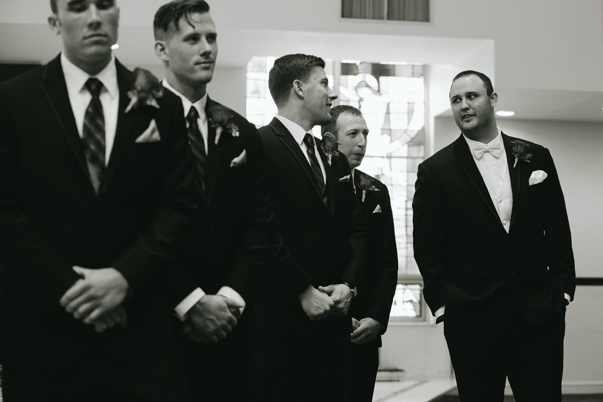 St Ignatius Catholic Church Wedding Photographers