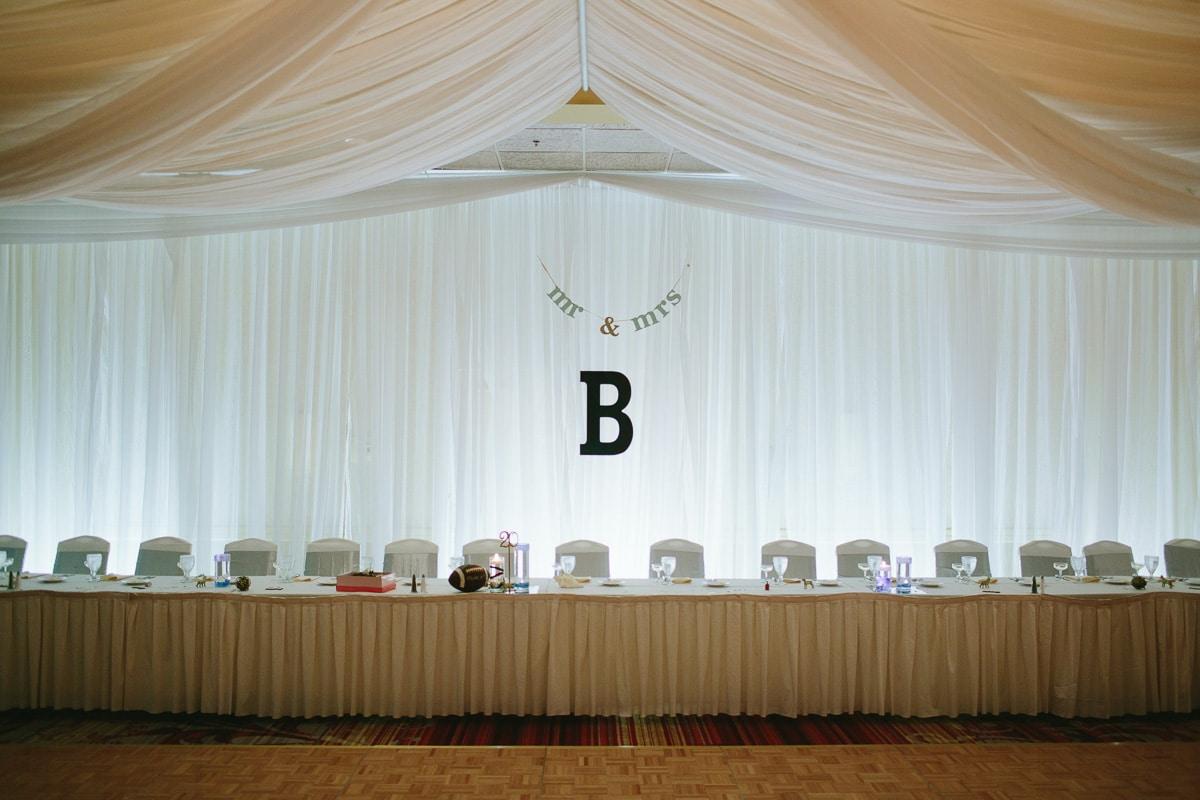 Crown Plaza Reading Wedding Receptions