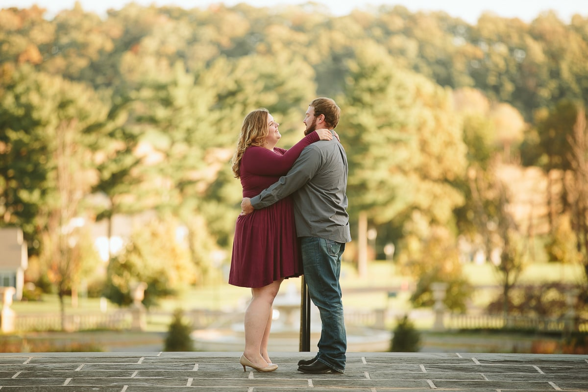 Elizabethtown engagement session