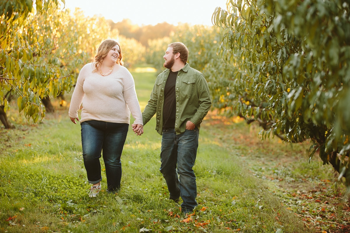 Elizabethtown Engagement Photographers