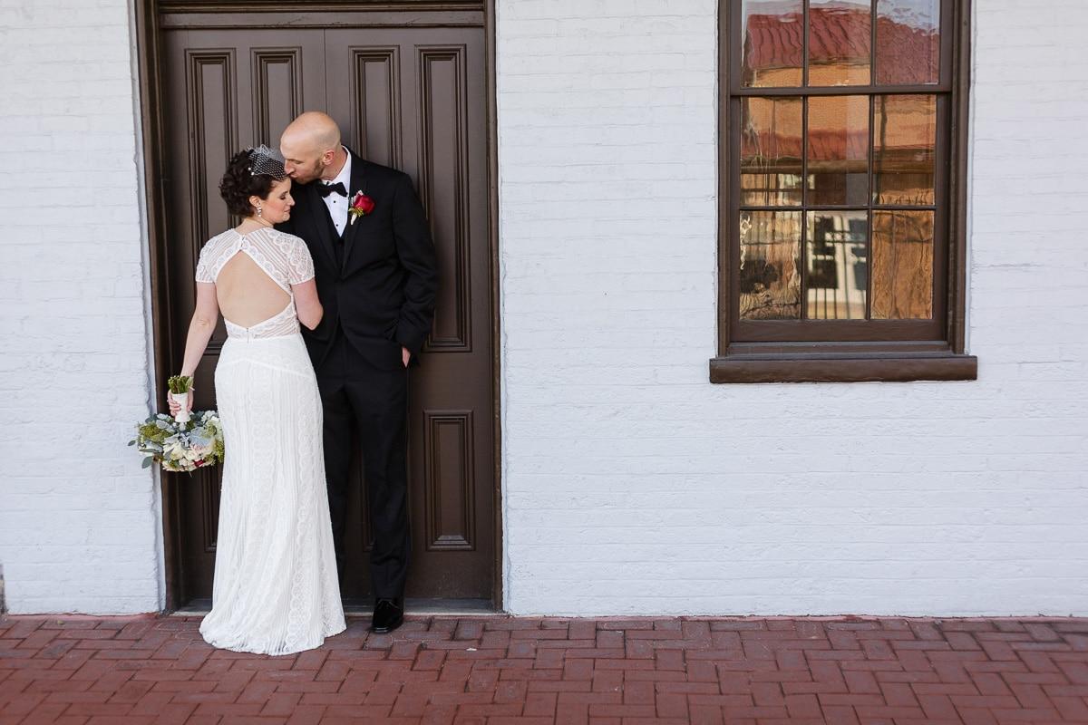 Gettysburg Railroad Wedding Photography