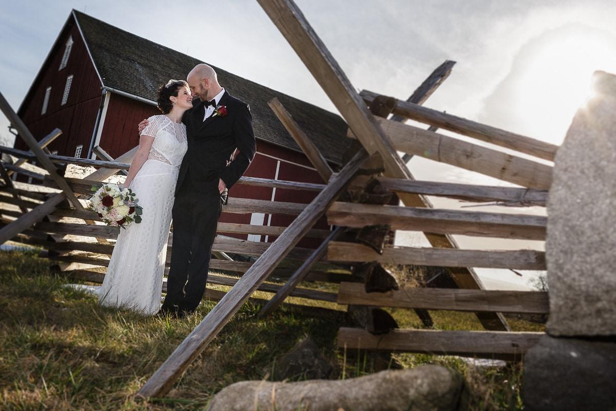 Gettysburg PA Farm Wedding