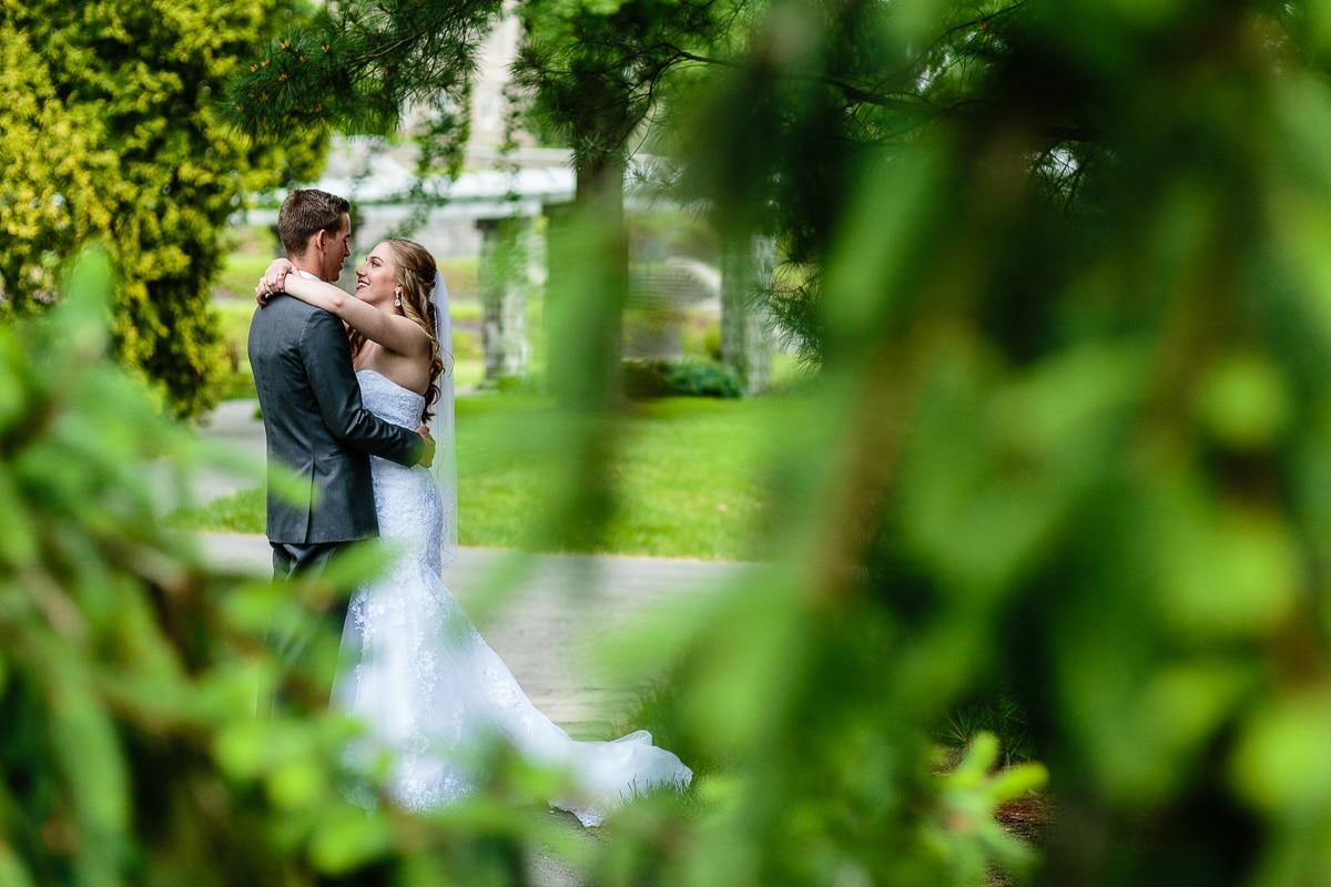 Masonic Village Wedding Photography