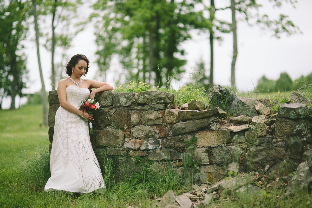 Ski Roundtop Wedding Photos