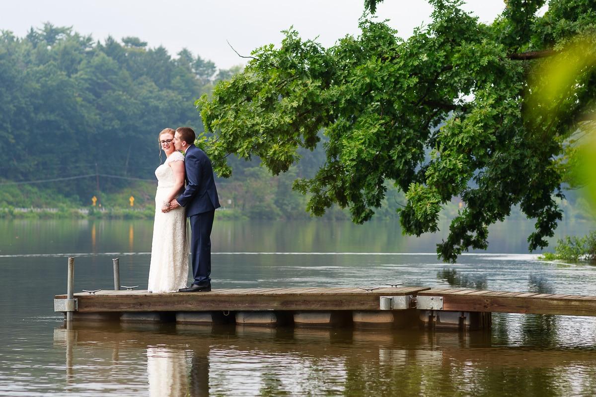 Sweet Arrow Lake Weddings