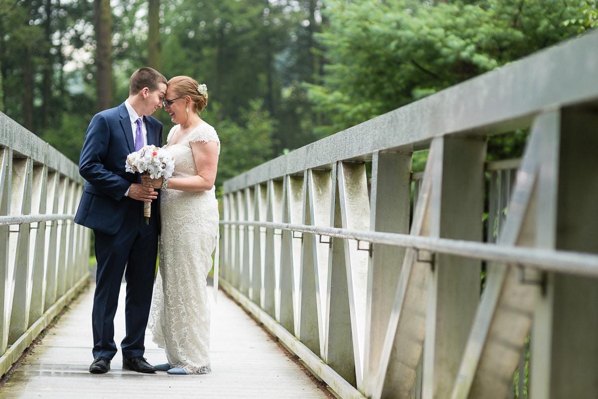 Sweet Arrow Lake Wedding Photographers