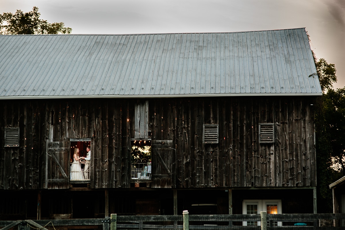 Battlefield Bed & Breakfast Wedding Photographer