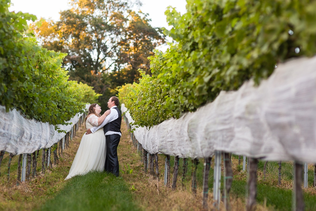 The Vineyard at Grandview Weddings