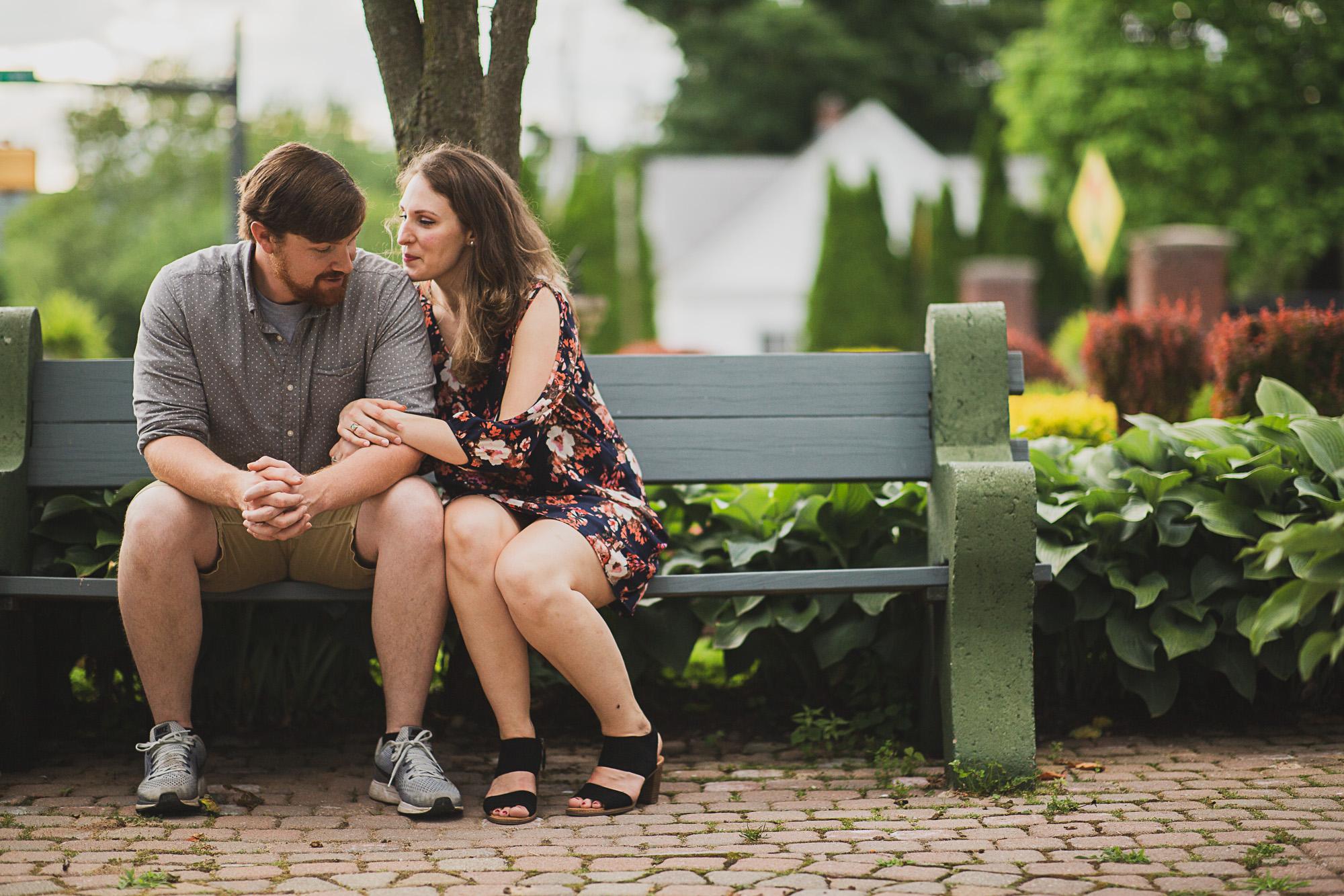 Danville Engagement Photography
