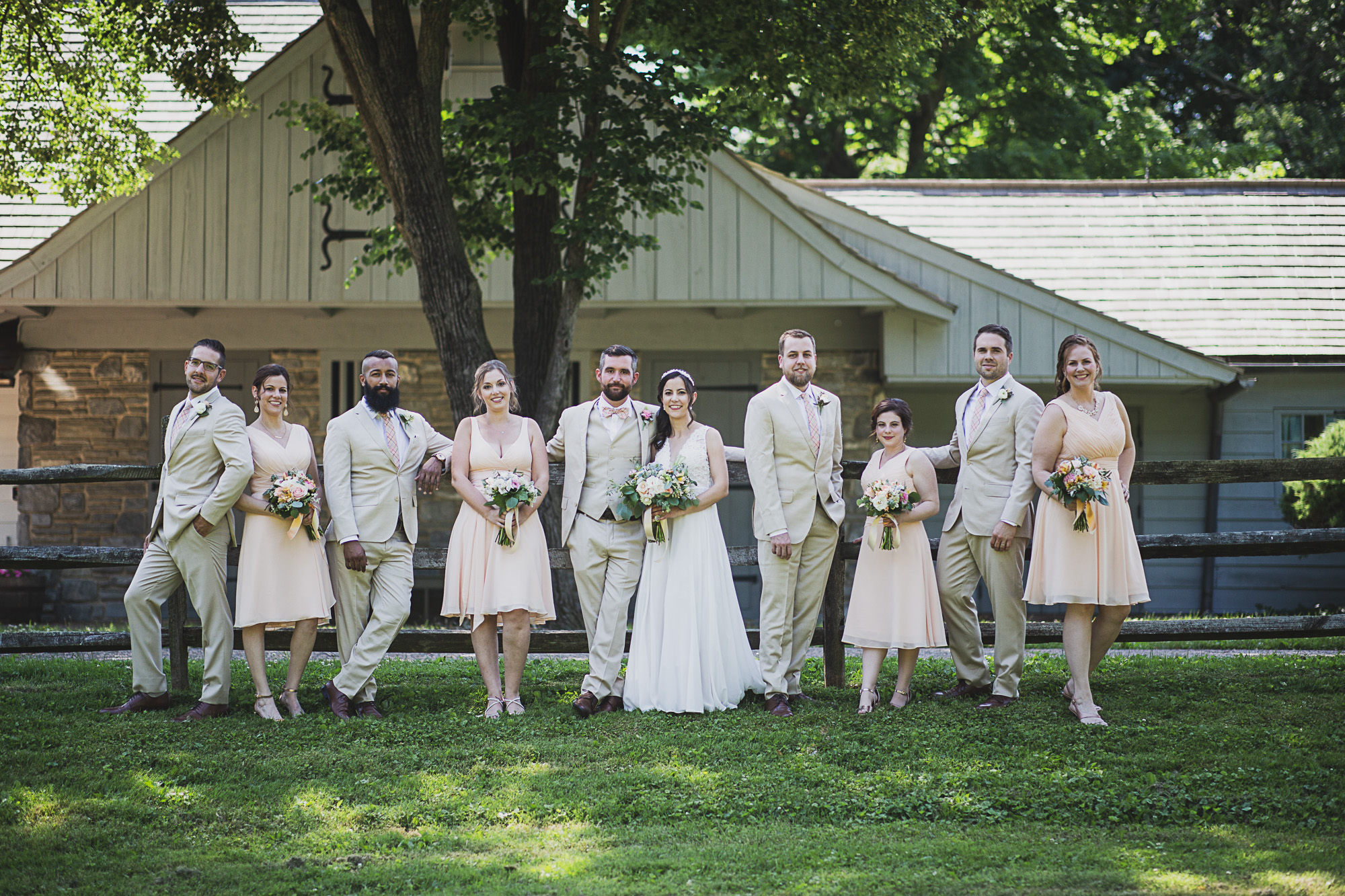 Ephrata Cloister Wedding Photographers