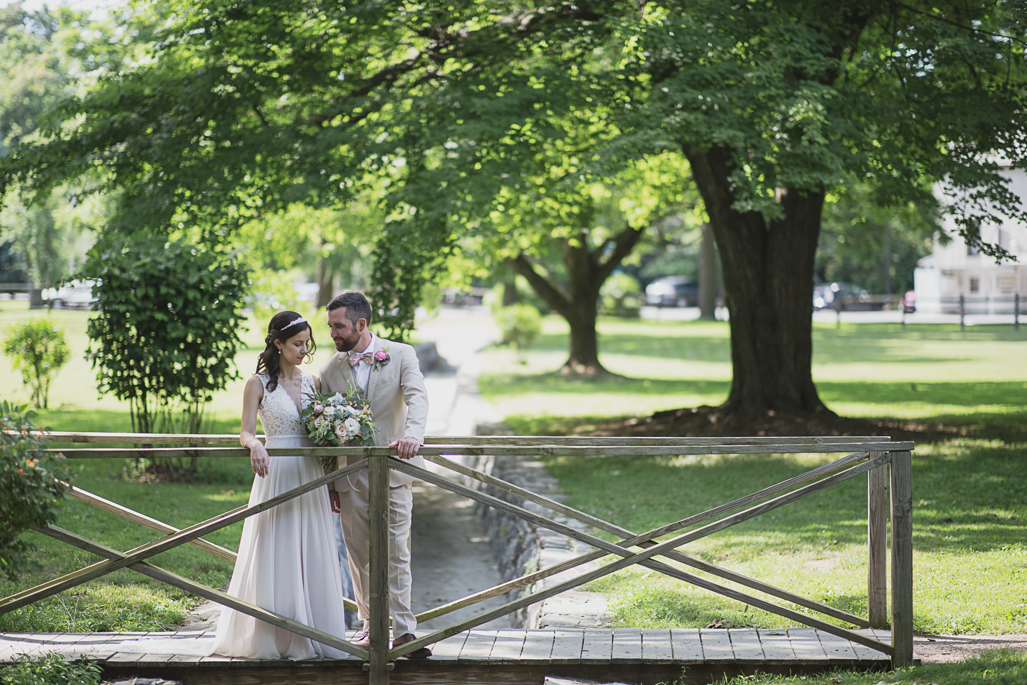 Ephrata Cloister Wedding Photographer