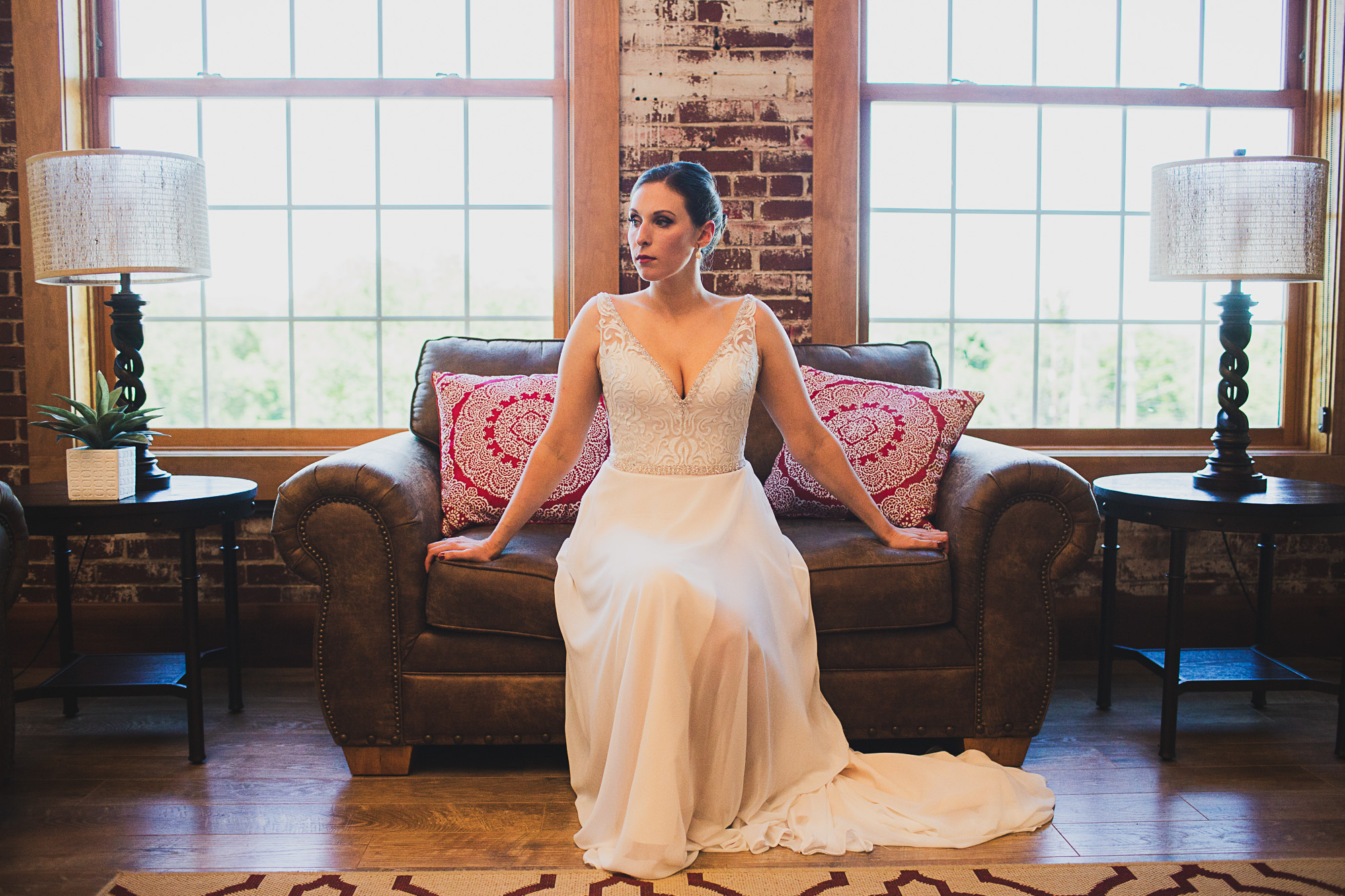 Rusty Rail Brewing Company Wedding Photographer